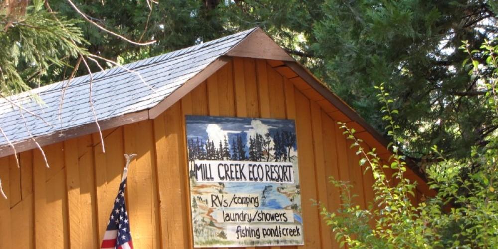 Mill Creek Eco Resort in Shasta County – Ben Miles