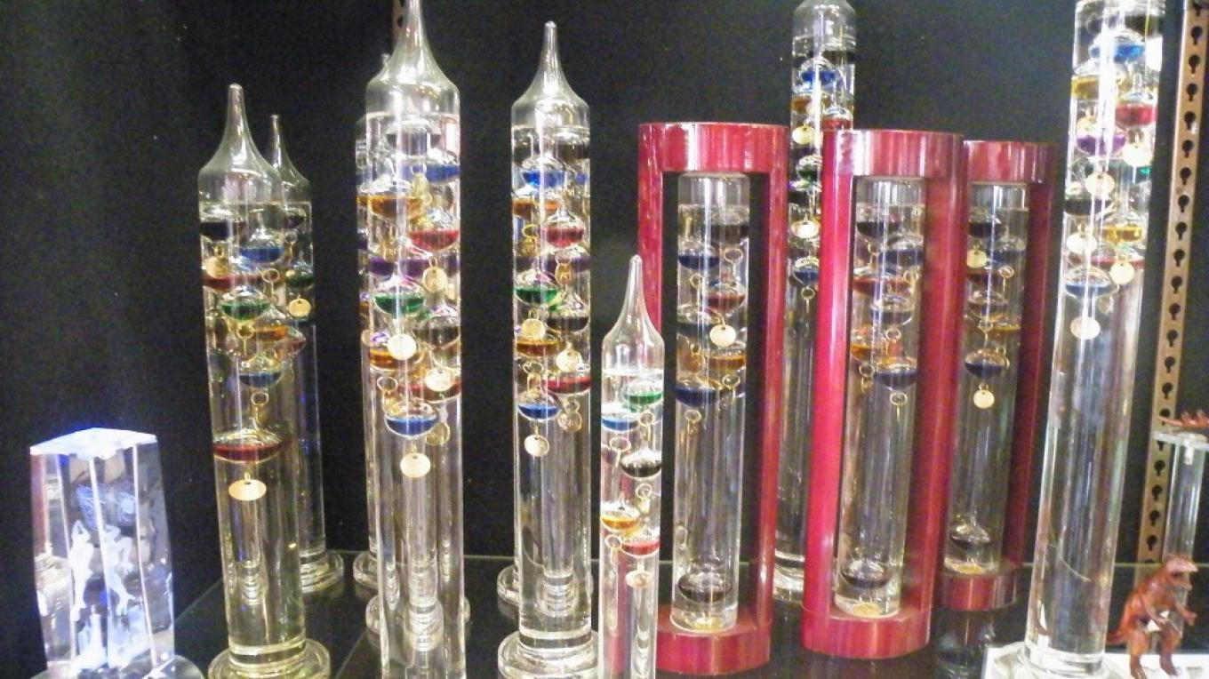 Galileo Thermometer – yoemitegifts