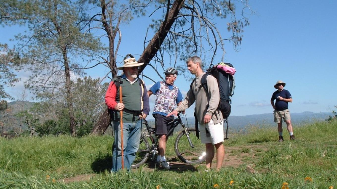 Reach 2 - Multi-use 4 season trail approximately 14 miles in length between Millerton SRA and SJR Gorge – Steve Haze