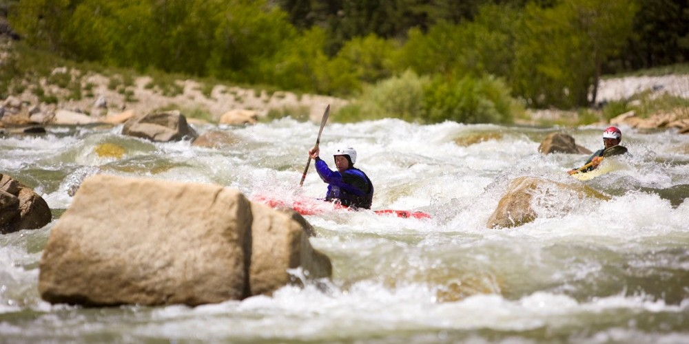 Kayaking Walker River – Christian Pondella