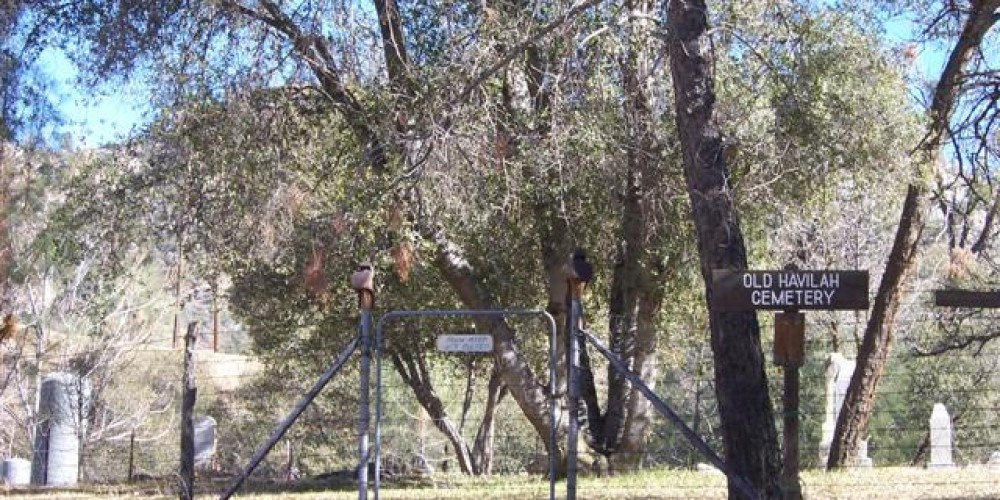Old Havilah Cemetery – Clan Diggers Genealogical Society 1/18/2008