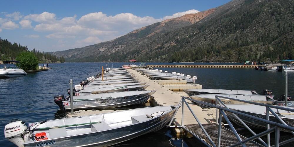 Twin Lakes Marina – Sarah McCahill