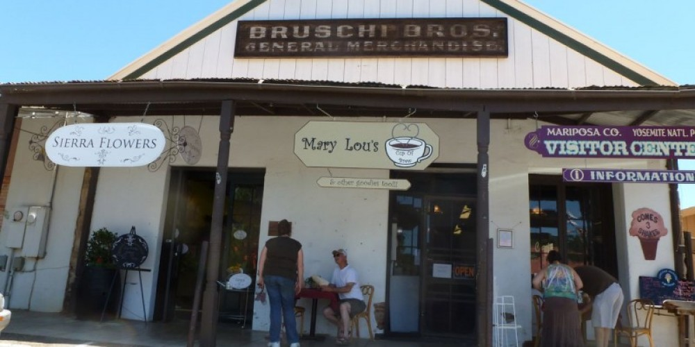 Mary Lou's is located in one of the town's olest historic buildings. – Dale Silverman