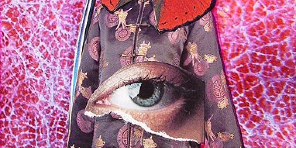 Butterfly Woman - Collage by Judy DeRosa – Jon Bock