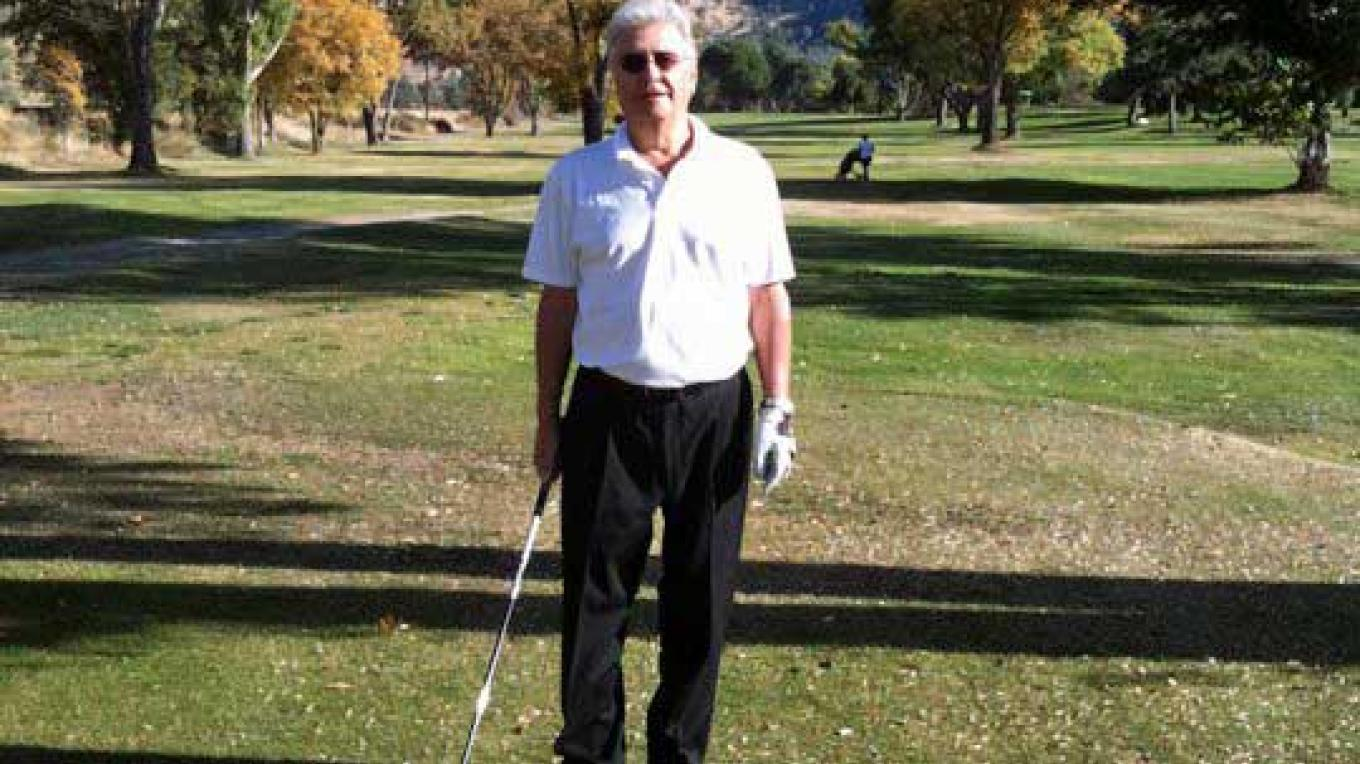 That's Italian is closed on Monday so Romeo Schiavi can enjoy golf nearby at the Kern Valley Golf Course along the Kern River -- the only Golf Course in the country on National Forest property!