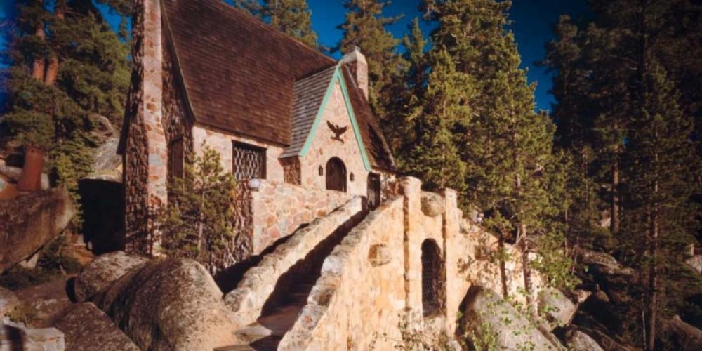 Card House at Historic Thunderbird Lodge