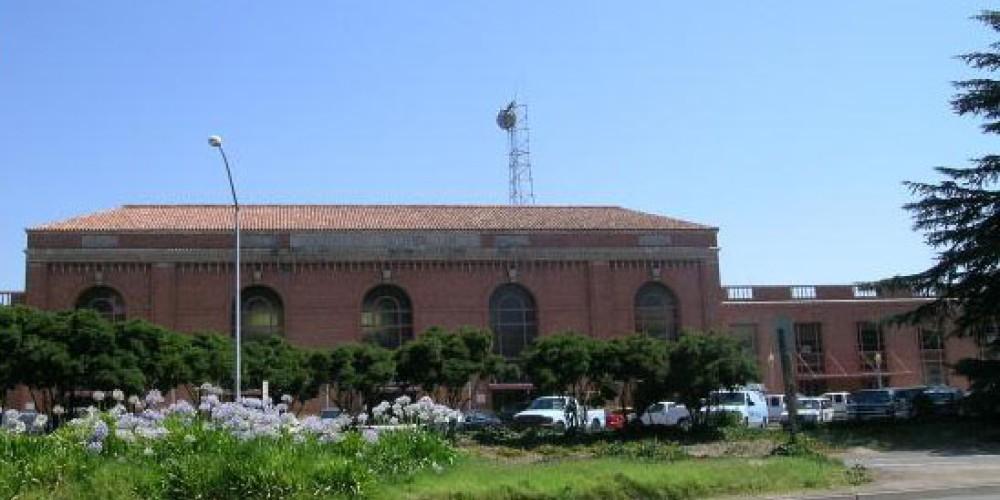 The Sacramento station opened in 1926. – Amtrak