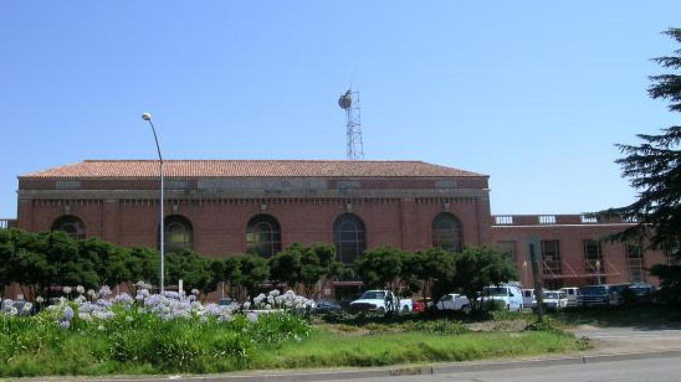 The Sacramento station opened in 1926. – Amtrak