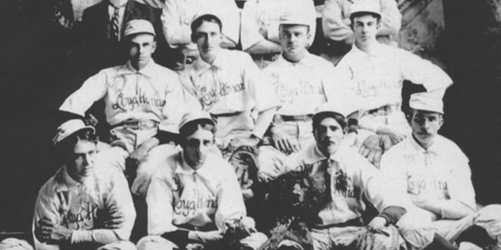 Loyalton baseball team--1902 champions – unknown