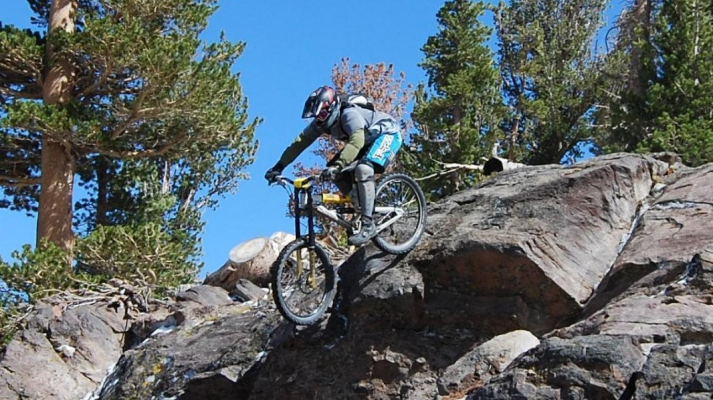 Techno-Rock Trail, Mammoth Mountain Bike Park – Sarah McCahill