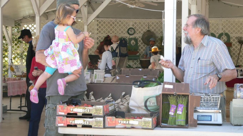 An organic lollipop is a Saturday ritual! – David Dills