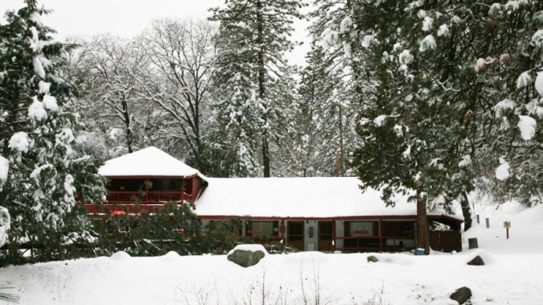 A winter scene – Henry J. Provost