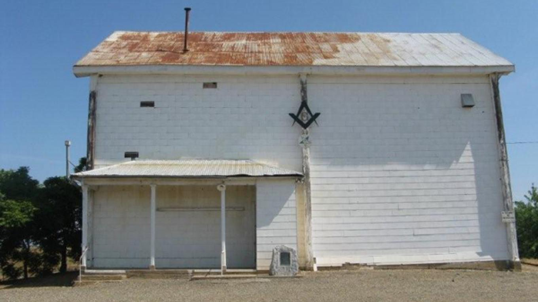 Milton Masonic Hall – westcalaverashistory.org