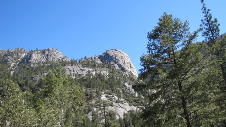 View of Kerckoff Dome – Southern California Edison