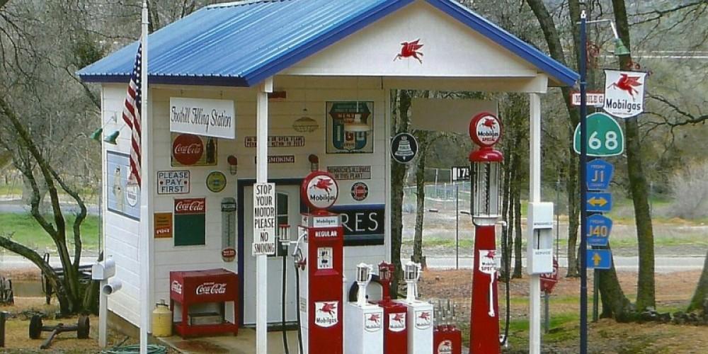 Gas island recreation – Susan Leeper