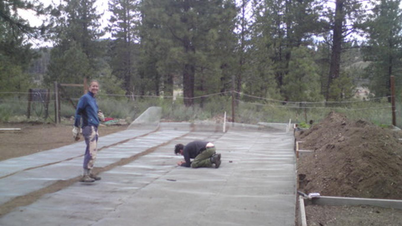 laying the foundation - critter proofing – jane Weeks