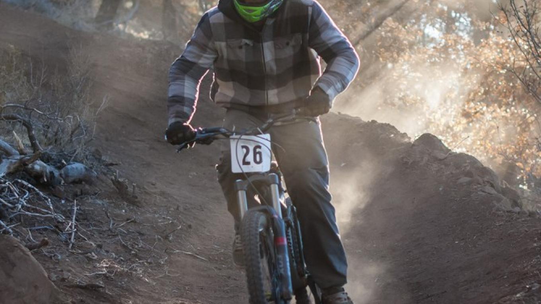 Super D rider – joel rathje