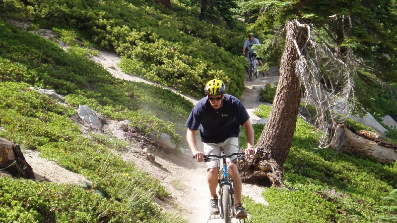 Single Track Biking – Kevin Hickey