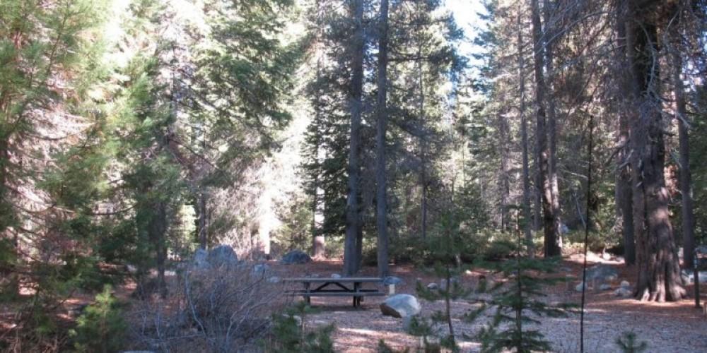 Huntington Lake Rancheria Campground – USDA Forest Service