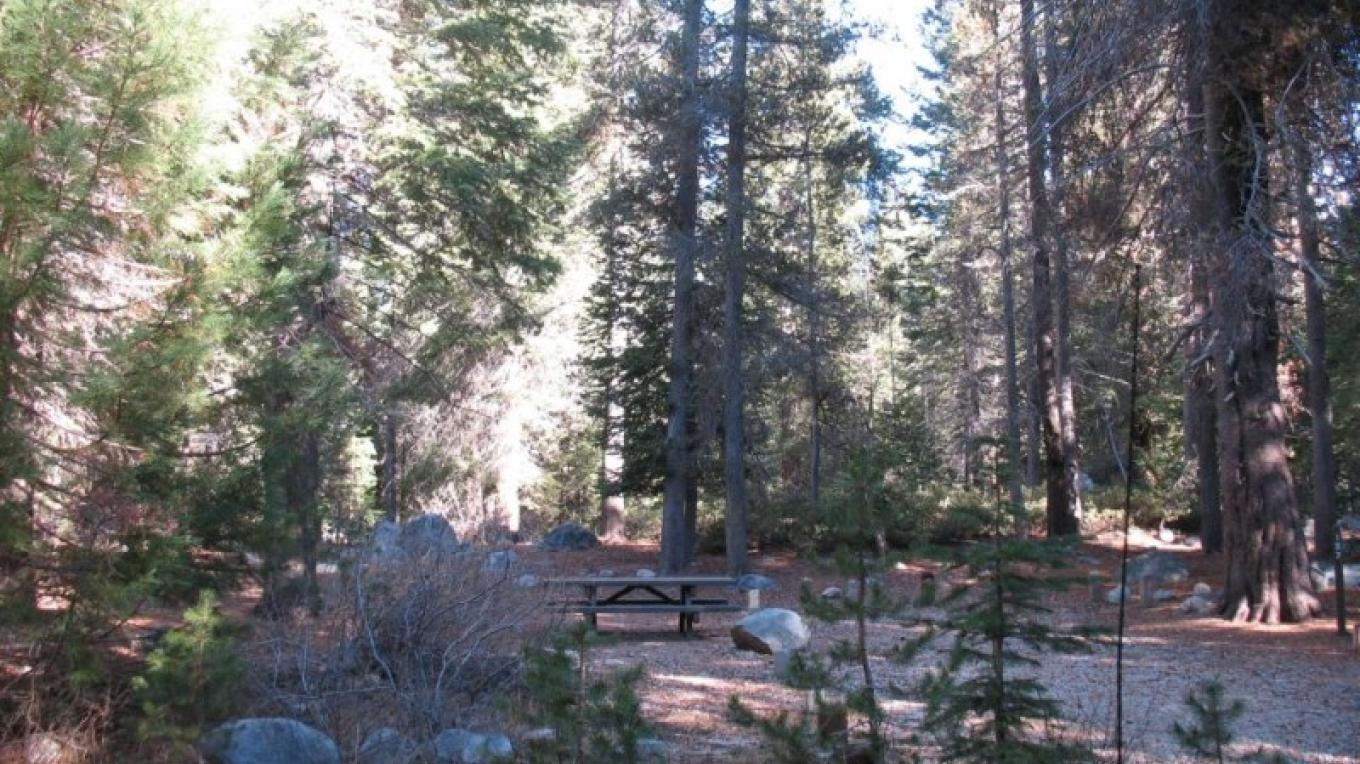Huntington Lake Rancheria Campground – USDA Forest Service