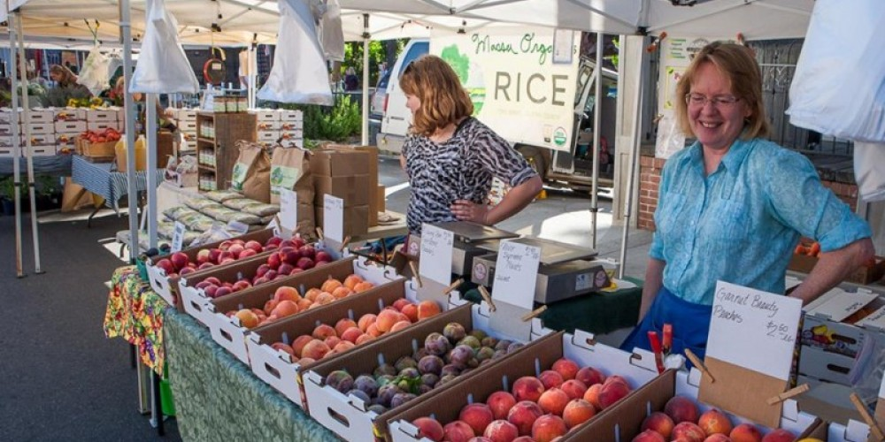 Nevada City Farmers Market Association