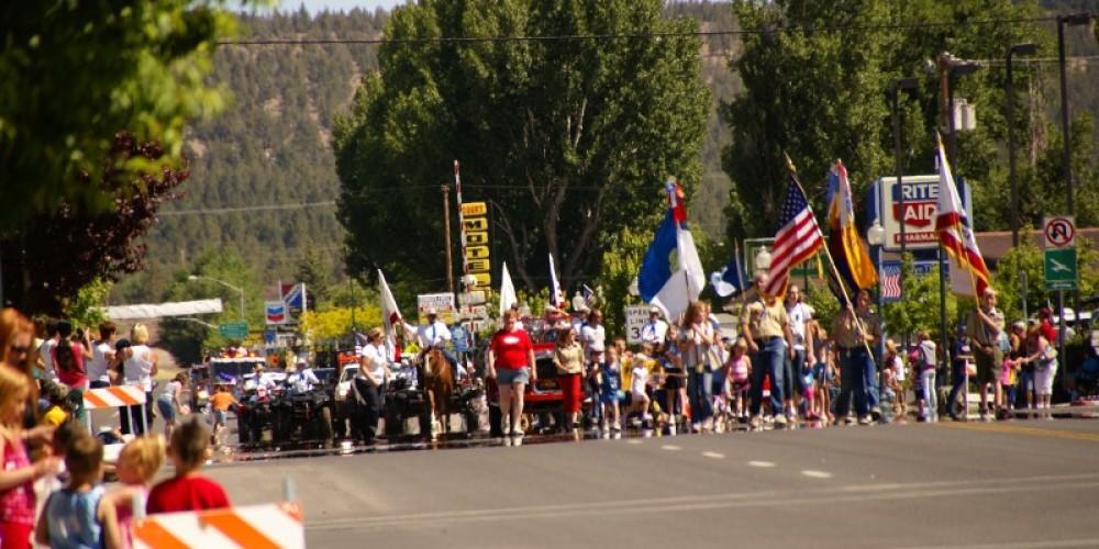 The parade – Lorissa Soriano
