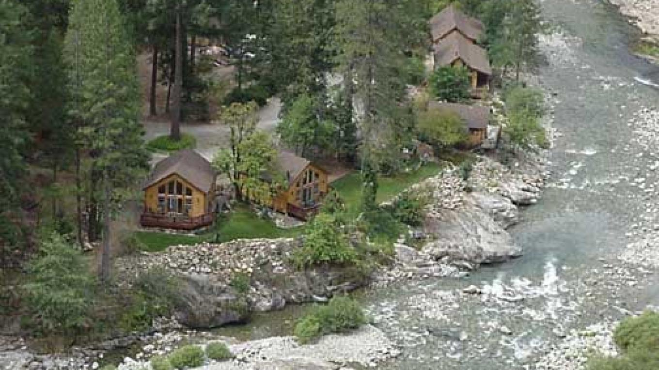 View of the Lure Resort from above. – Zolldan Family