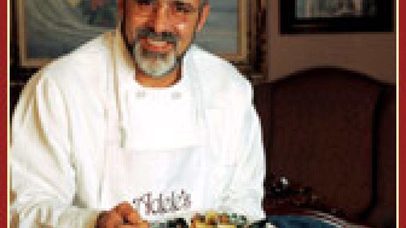 Chef and Owner Charlie Abowd – Adele's Reataurant
