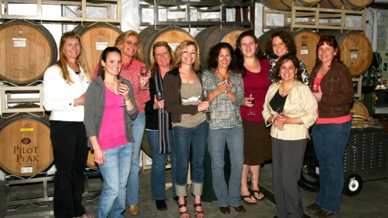 Enjoy a little barrel tasting – Lynn Wilson