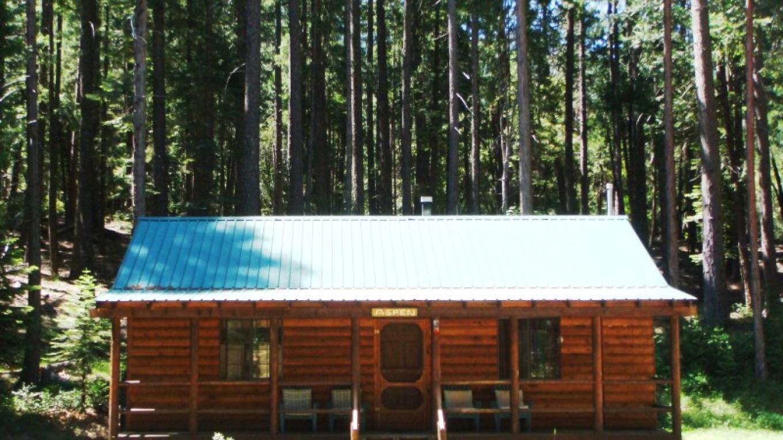 Aspen Cabin – R. Hertzberg