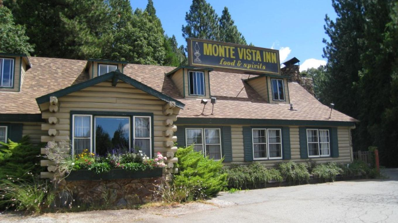 Monte Vista Restaurant at Dutch Flat/I-80 exit – Patricia Wiltsee