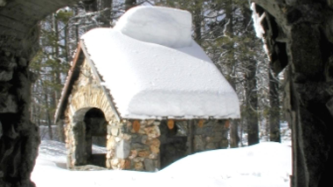 Stone Cabin at Gould Park – Placer Co. Land Trust