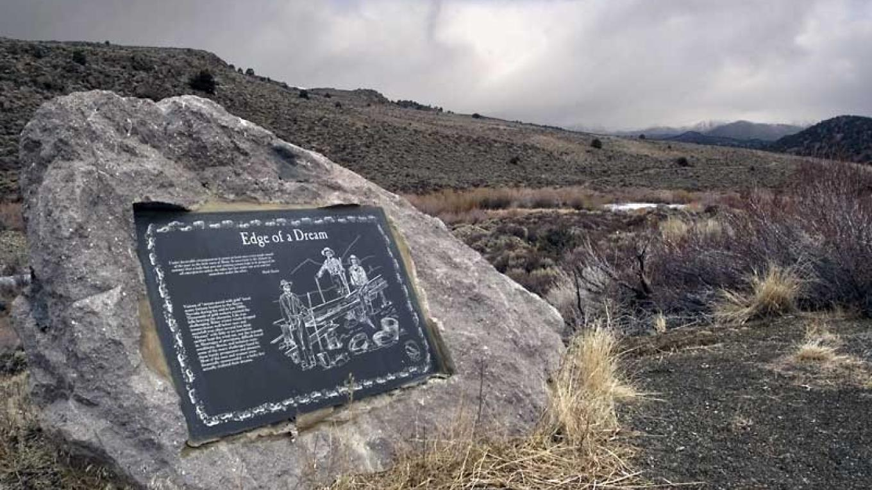Eastern Sierra Byway Plaque – Noehill.com