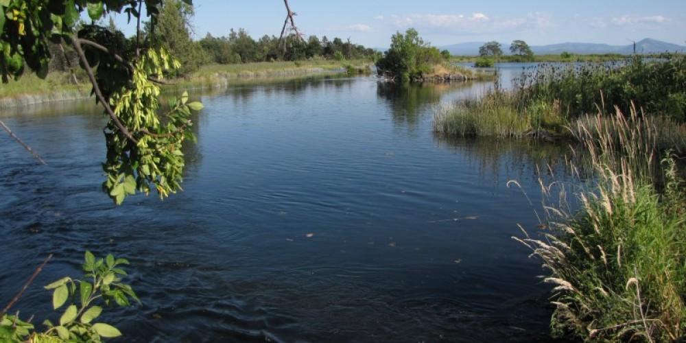 Ja She Creek in Ahjumawi. – Ben Miles