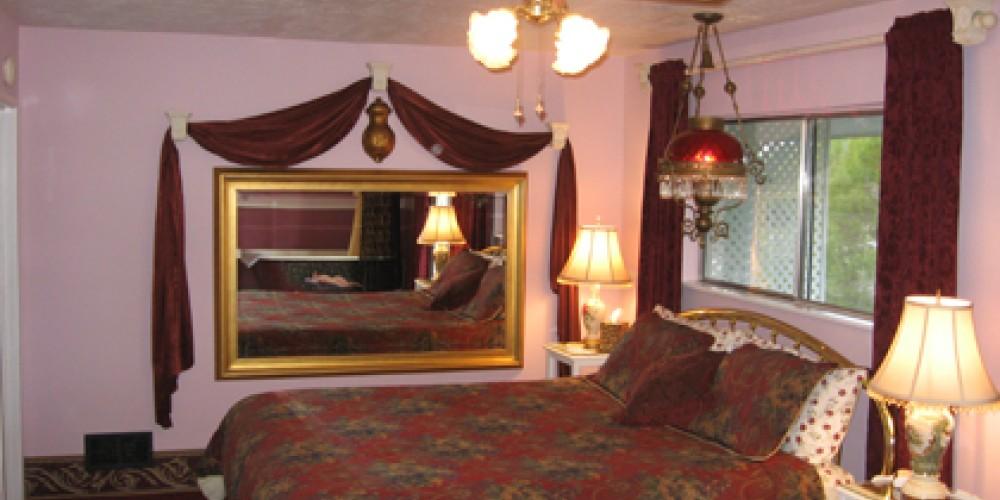 Belle Watling room – Scott