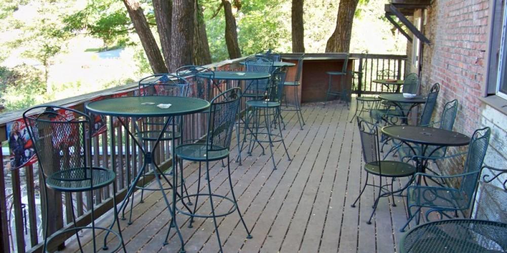 Back deck – Lee Adams