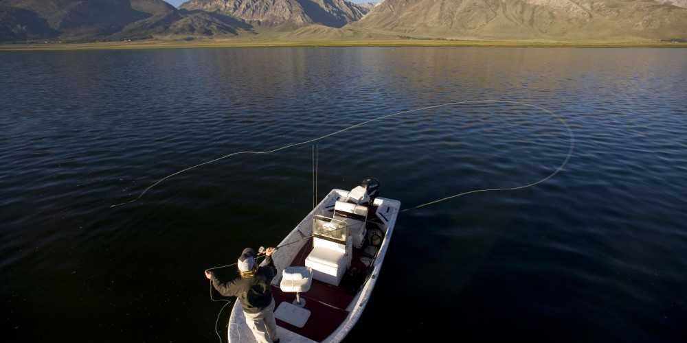 Fly-Fishing on Crowley Lake – Christian Pondella