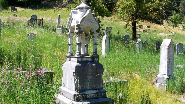 Downieville Cemetery – Lee Adams