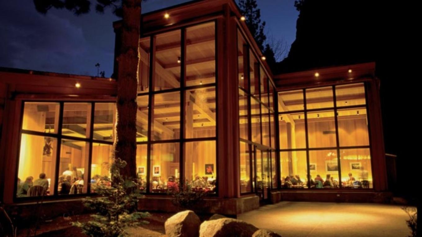 The Mountain Room Restaurant at Yosemite Valley Lodge