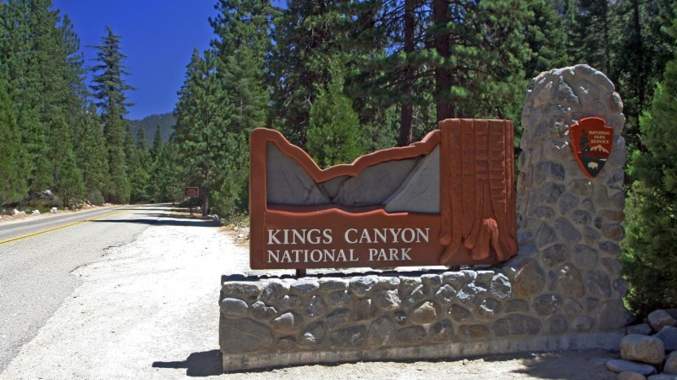 Kings Canyon National Park will thrill you with breathtaking views. – National Park Service photo-Rick Cain