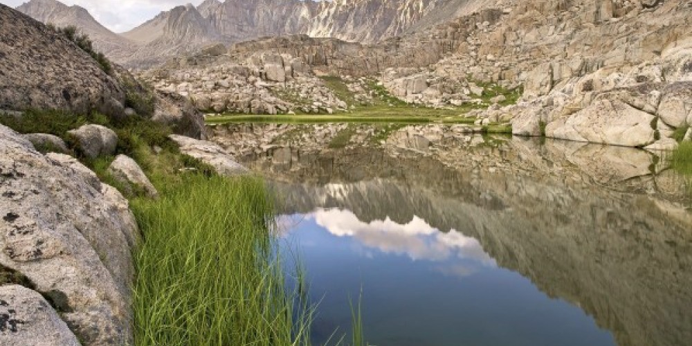 Miter Basin in the HIgh Sierra – Elizabeth Carmel