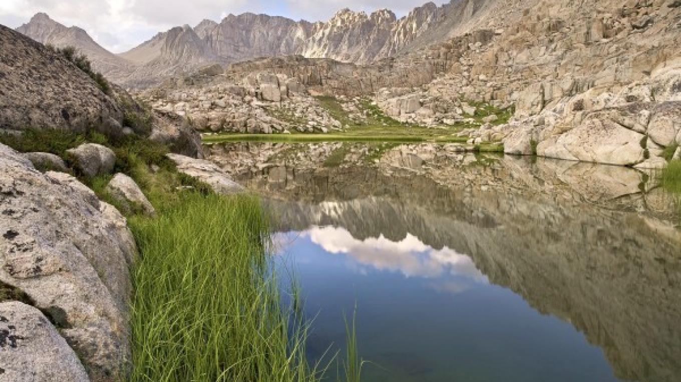 Miter Basin in the HIgh Sierra – Elizabeth Carmel