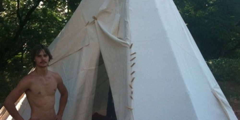 Tipis available for spring of 2012