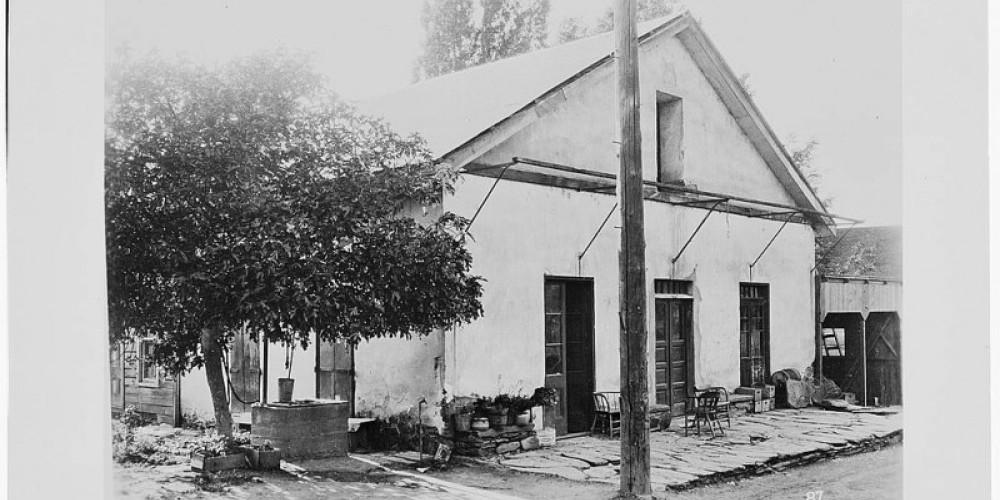 The Chichizola family store – Amador County