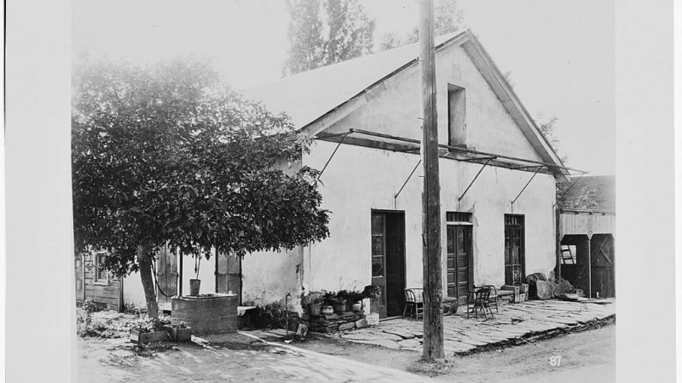 The Chichizola family store – Amador County