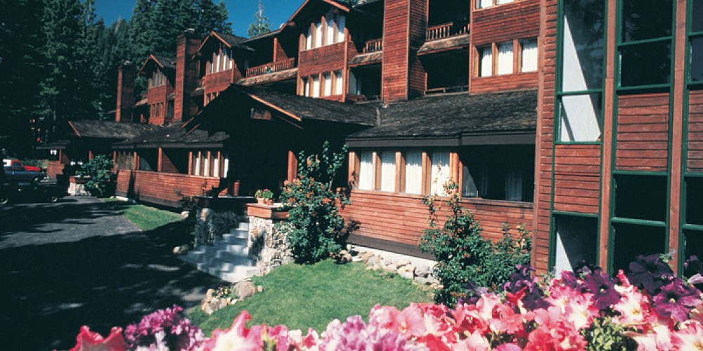 Condos in Summertime – Granlibakken Conference Center and Lodge
