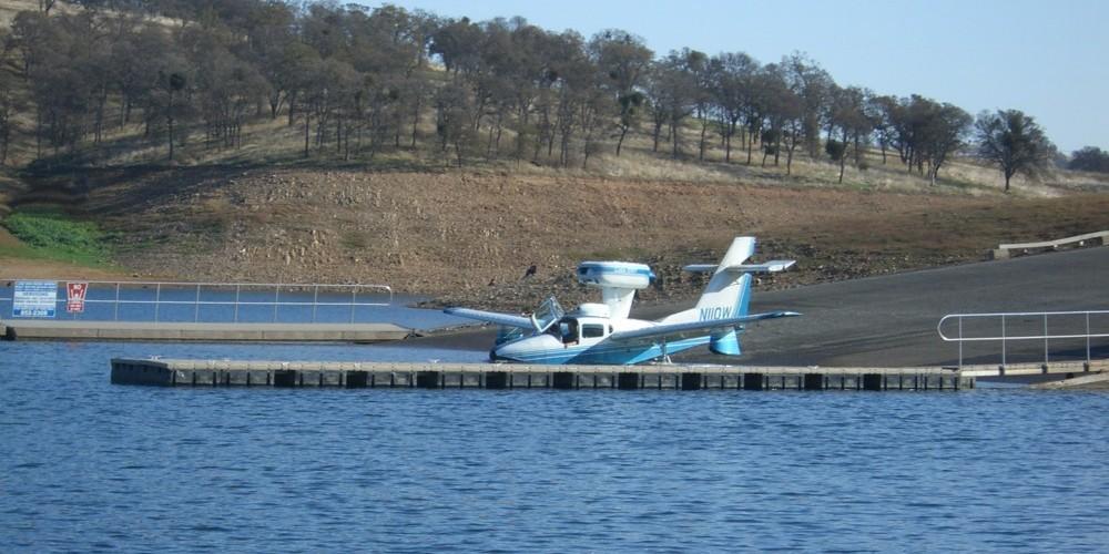 Sea Plane launch – Carol Russell