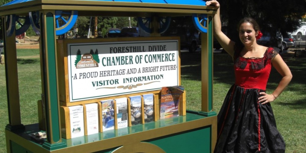 Sponsored by the Foresthill Divide Chamber of Commerce – Debbie Griffin