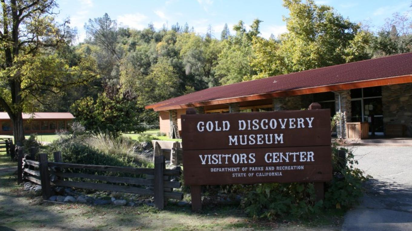 Gold Discovery State Historic Park on Highway 49 – Bonnie Duffy Wurm