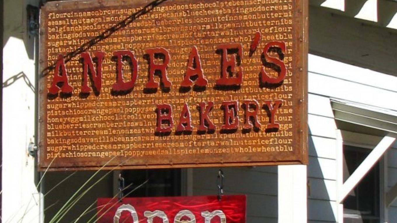 The first store to welcome visitors coming north on Historic Highway 49 to Amador City is this fantastic bakery and cheese shop! – Karrie Lindsay